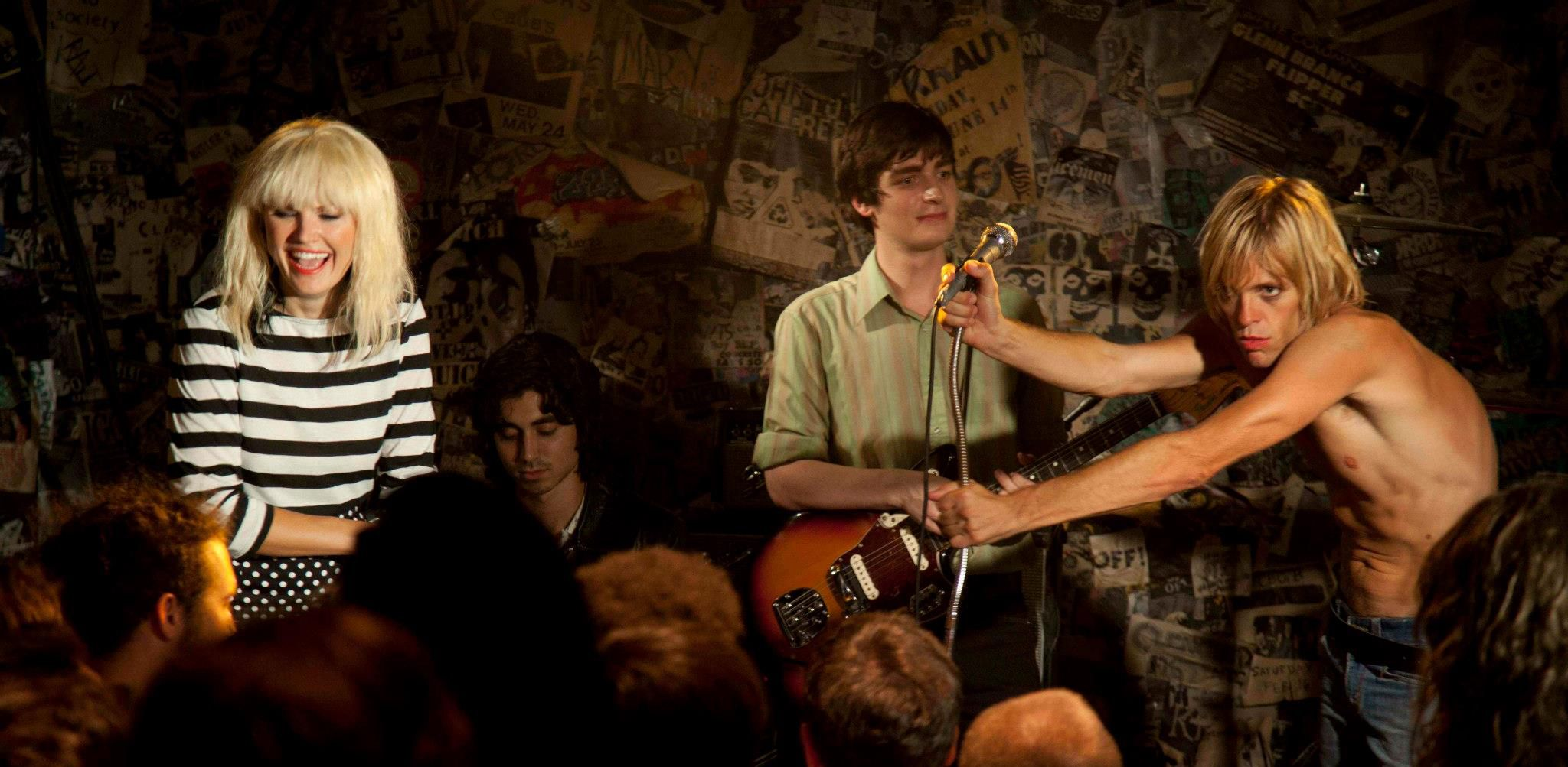 An image from CBGB