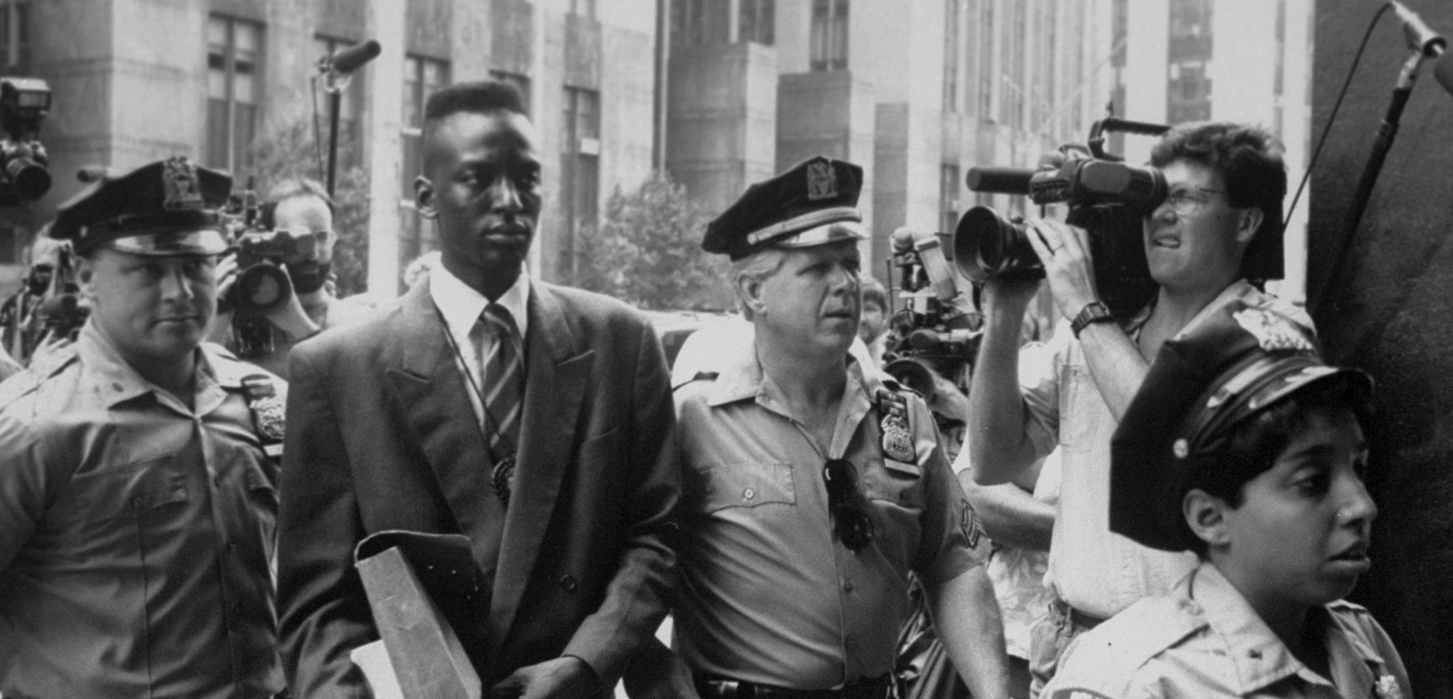 An image from The Central Park Five