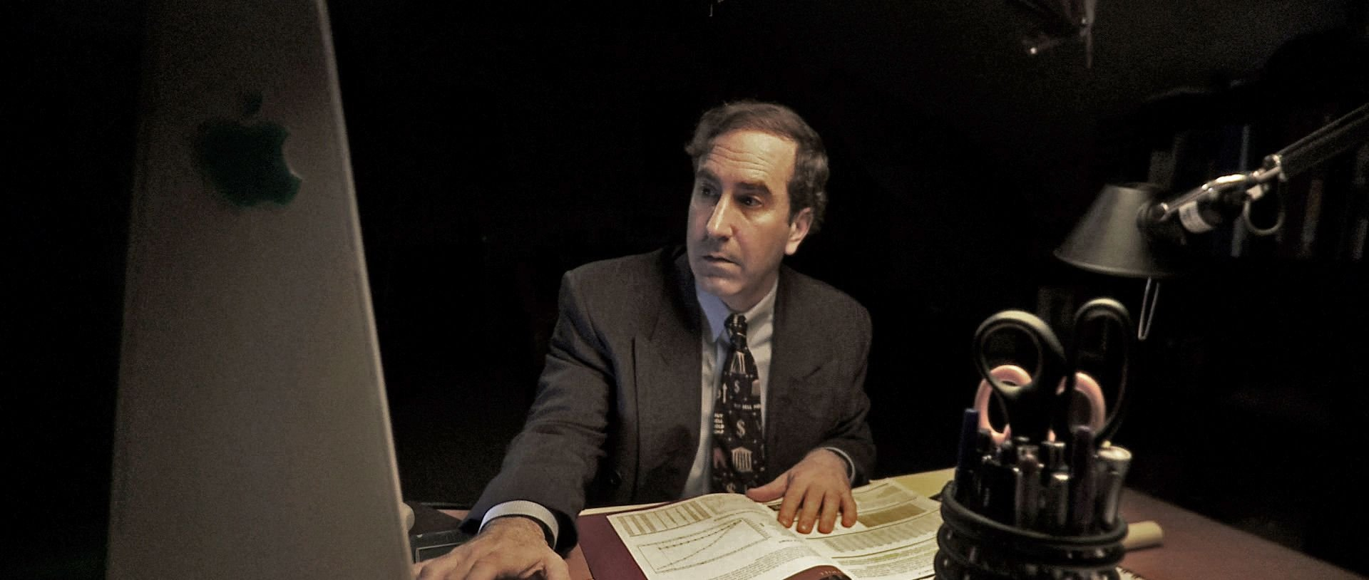 An image from Chasing Madoff