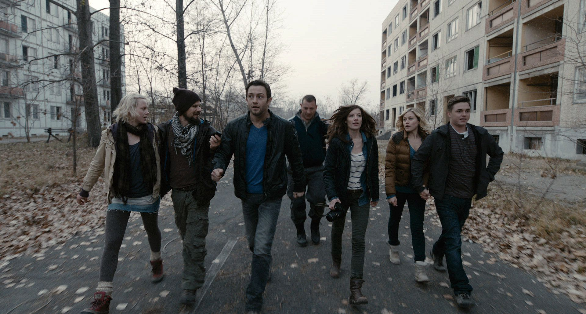 An image from Chernobyl Diaries