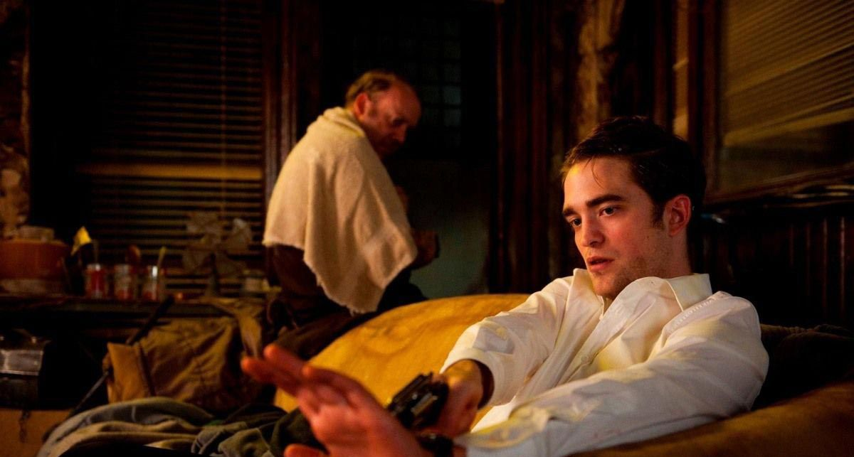 An image from Cosmopolis