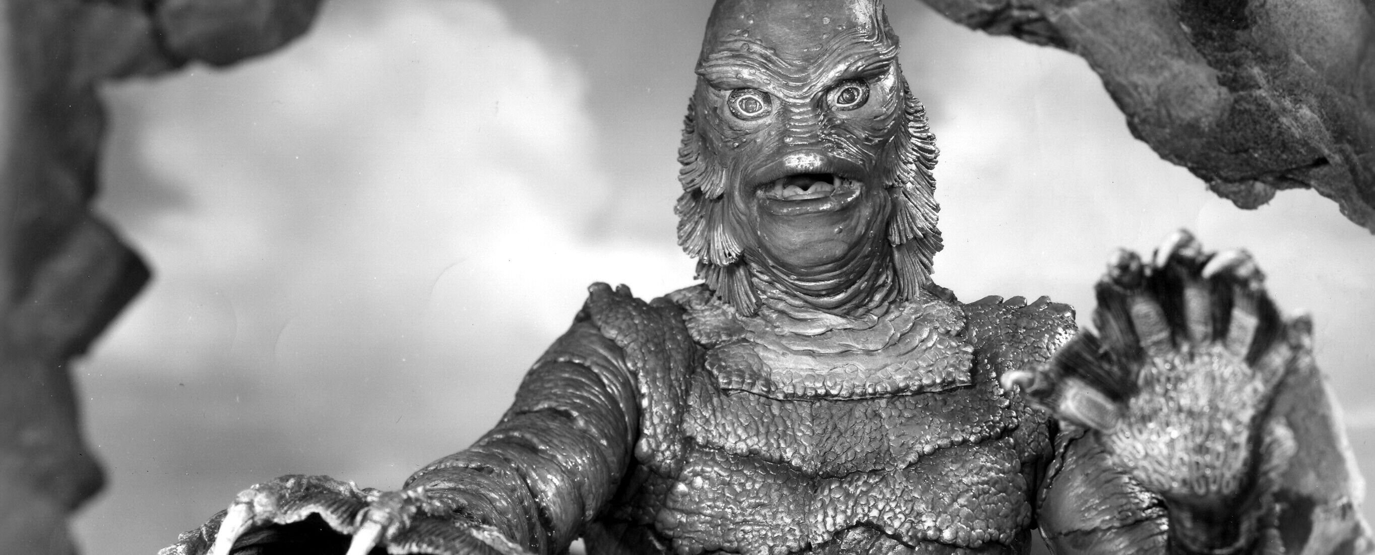 An image from Creature from the Black Lagoon