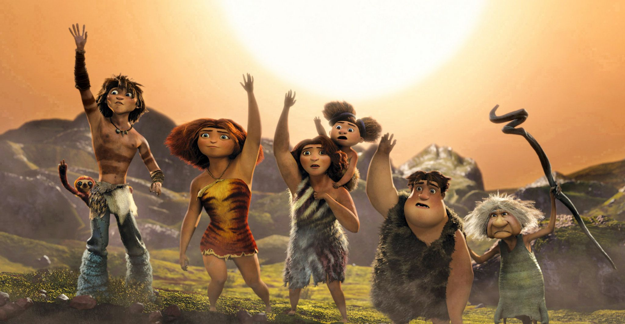 An image from The Croods