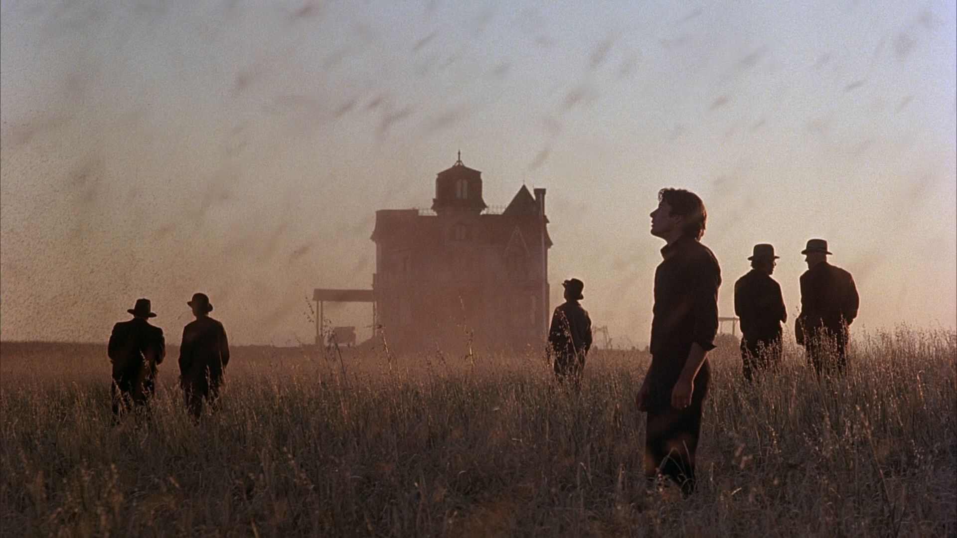 An image from Days of Heaven