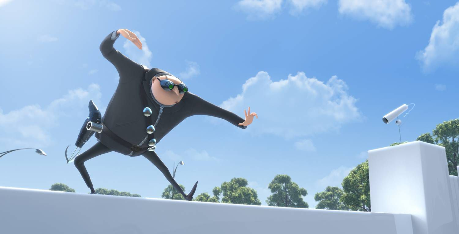 An image from Despicable Me