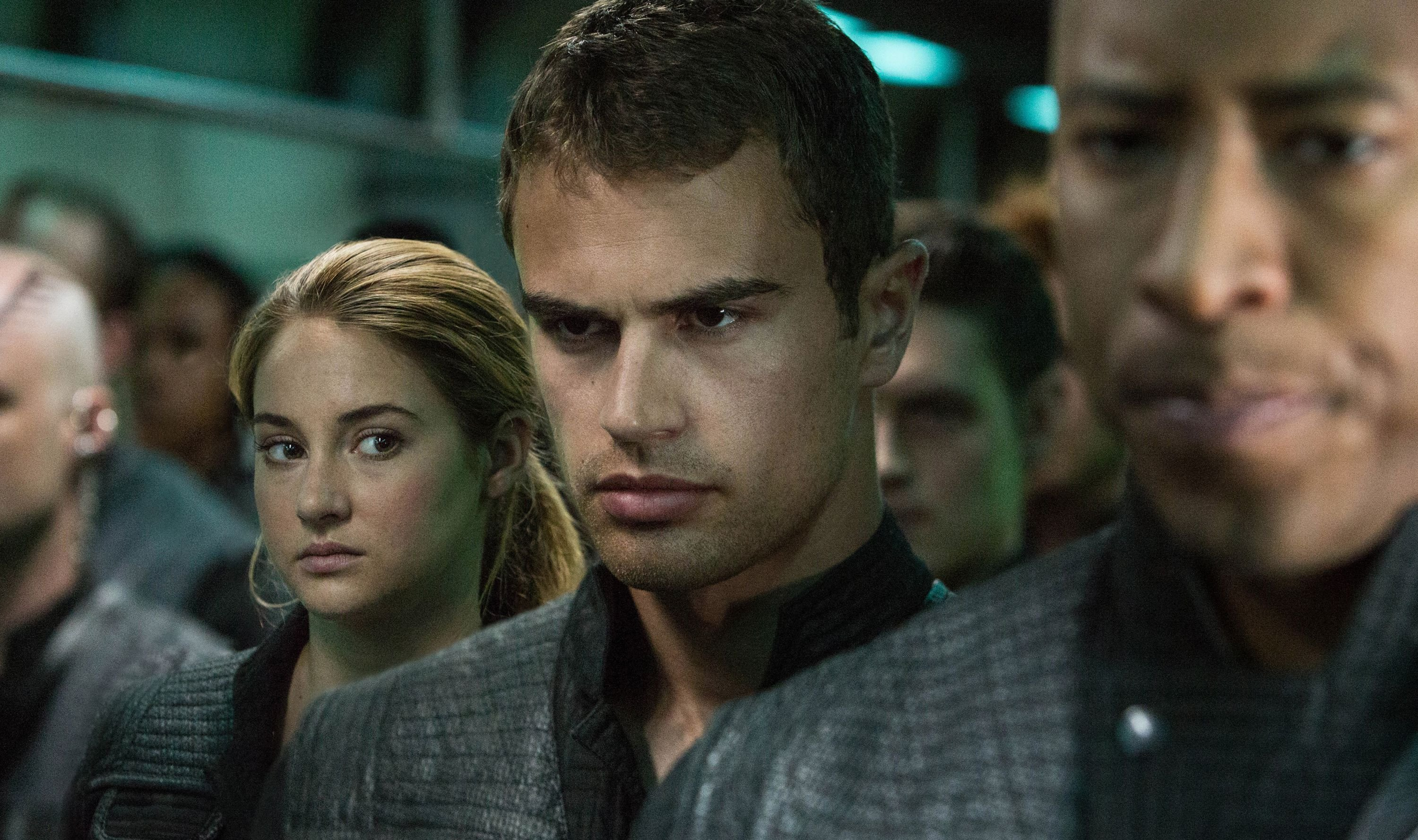 An image from Divergent