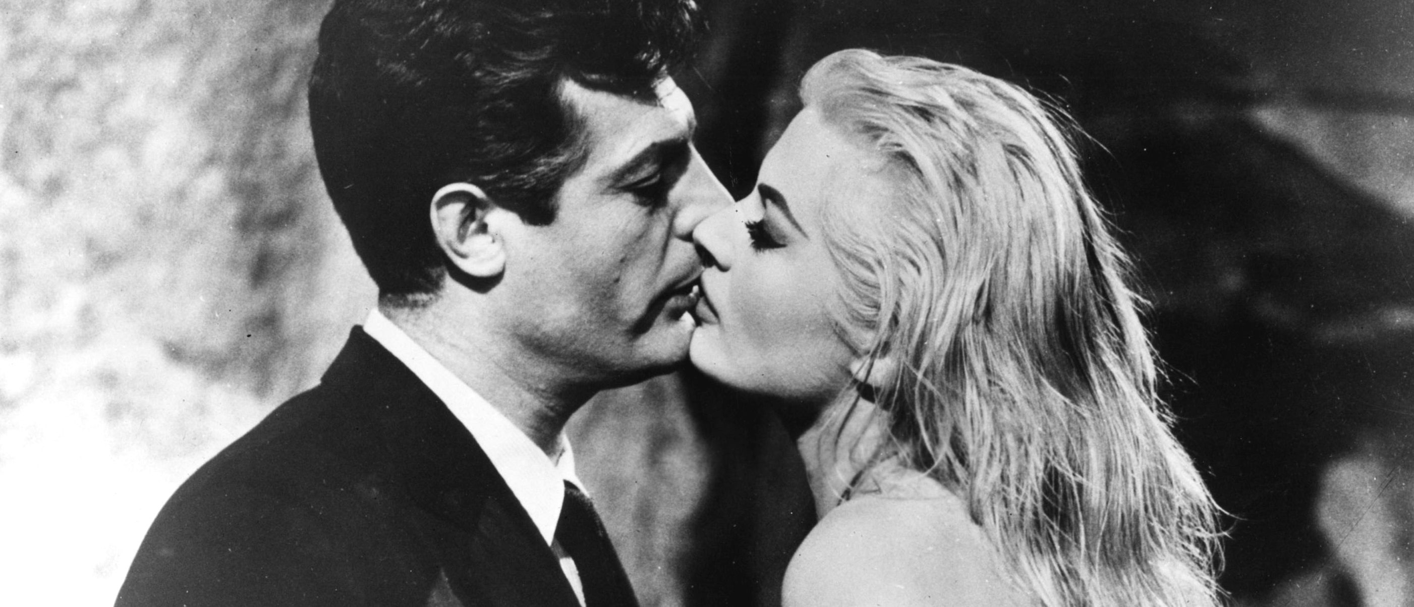 An image from La Dolce Vita