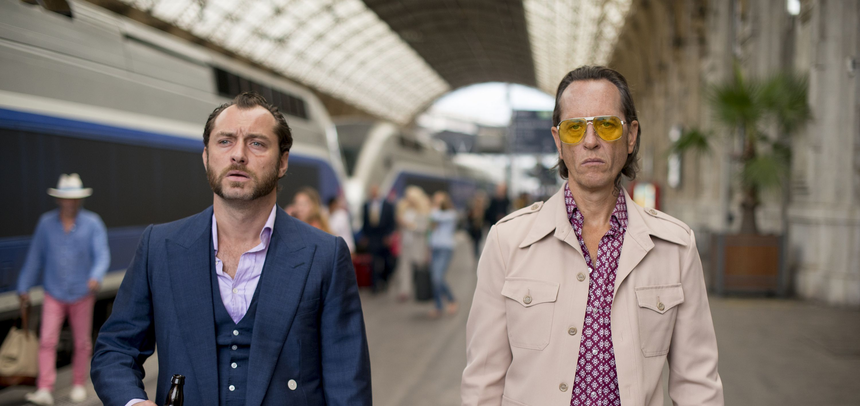 An image from Dom Hemingway