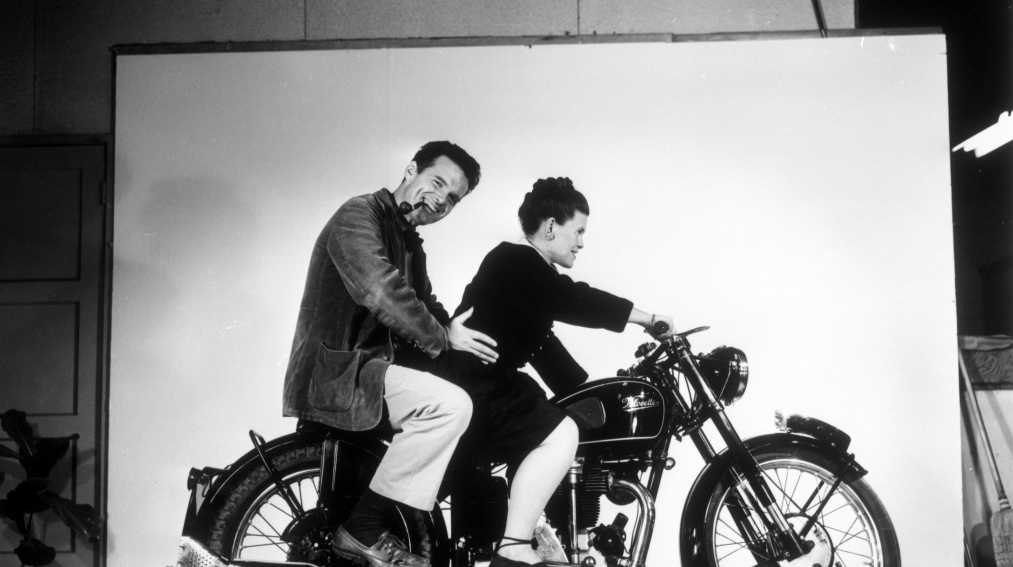 An image from Eames: The Architect and the Painter
