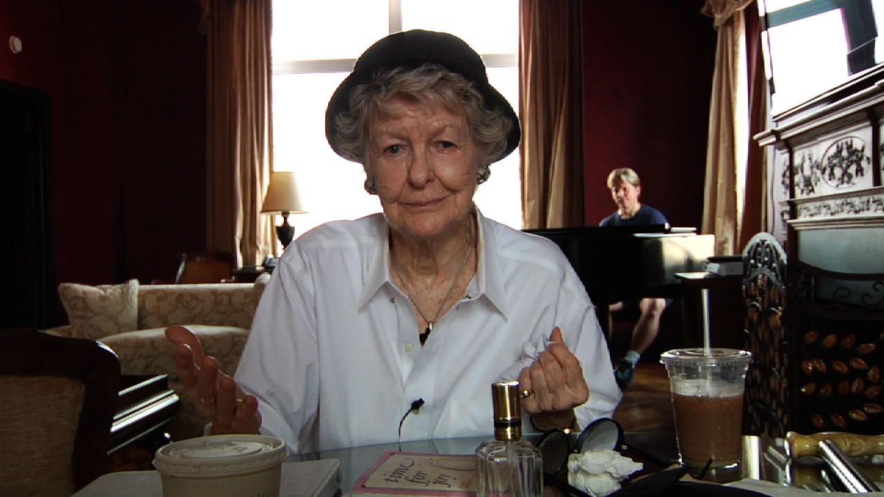 An image from Elaine Stritch: Shoot Me