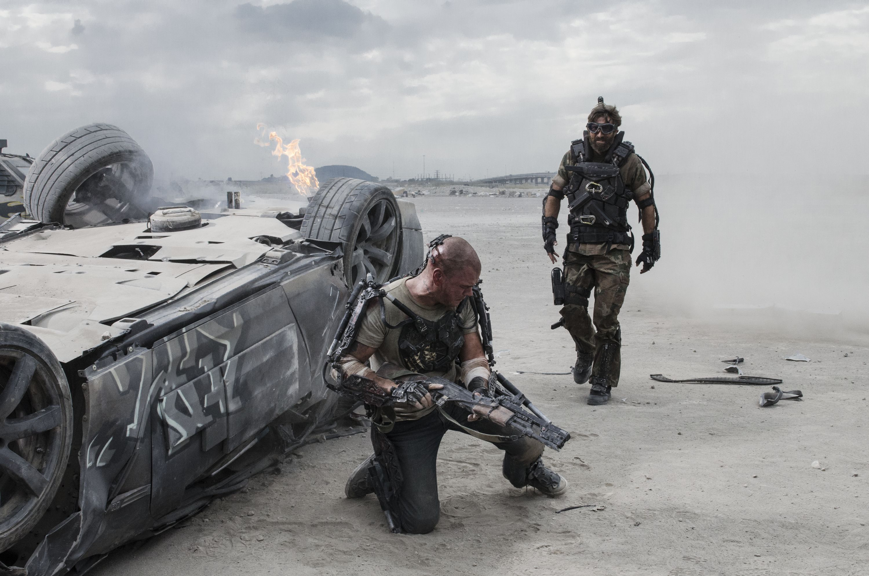 An image from Elysium
