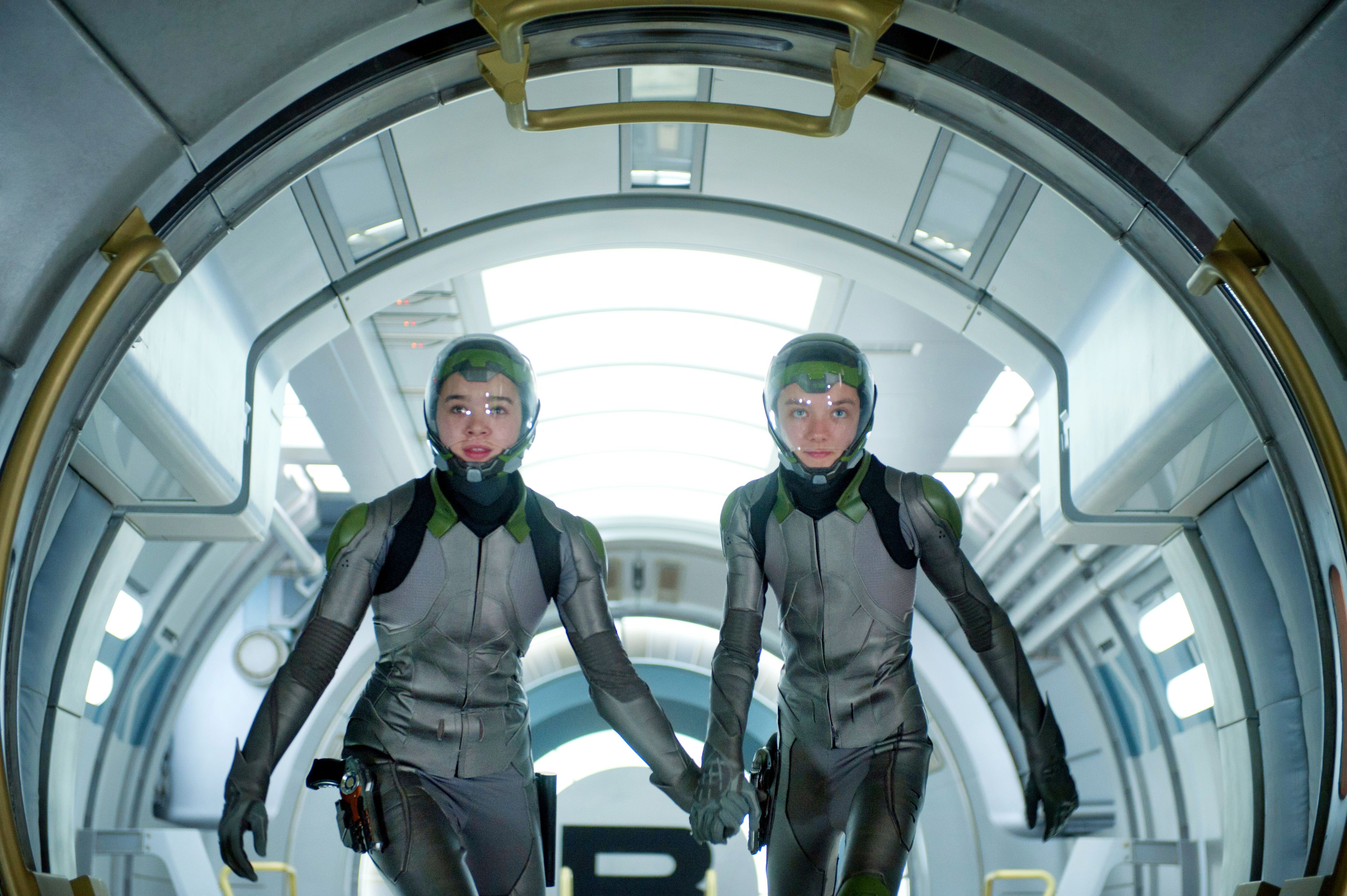 An image from Ender's Game