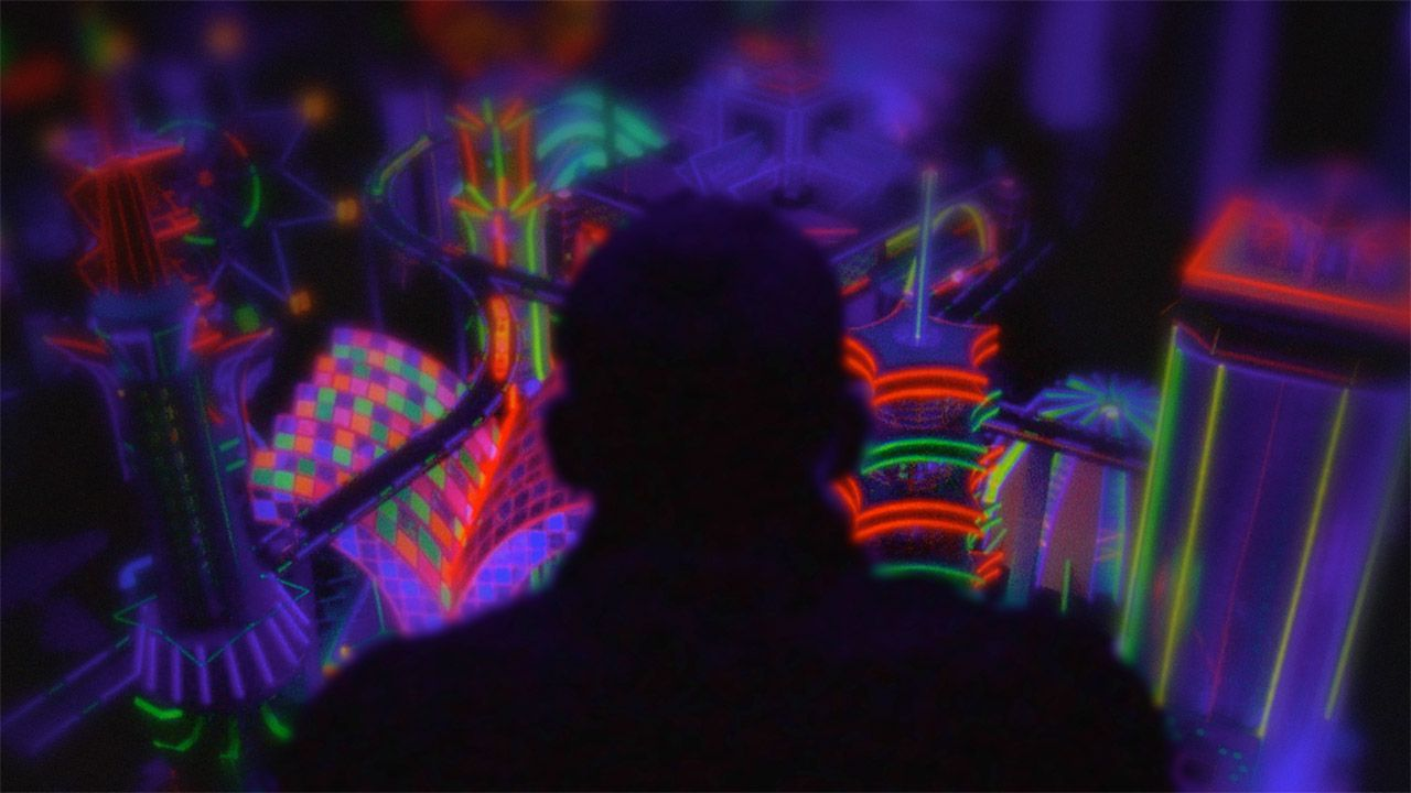 An image from Enter the Void