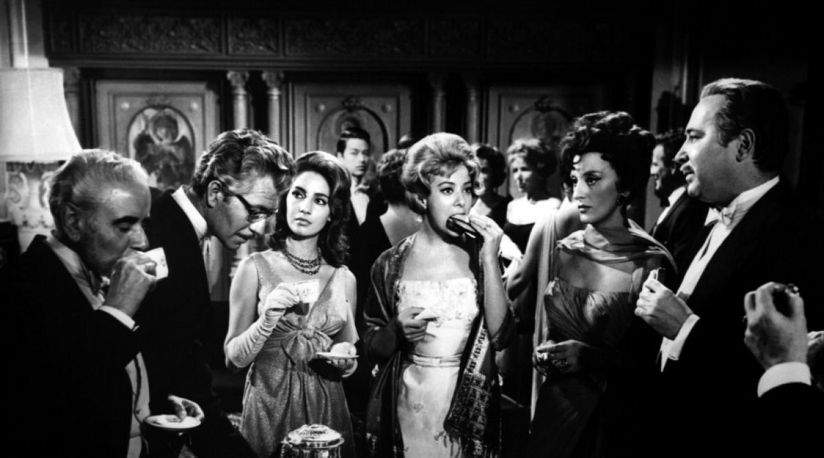 An image from The Exterminating Angel
