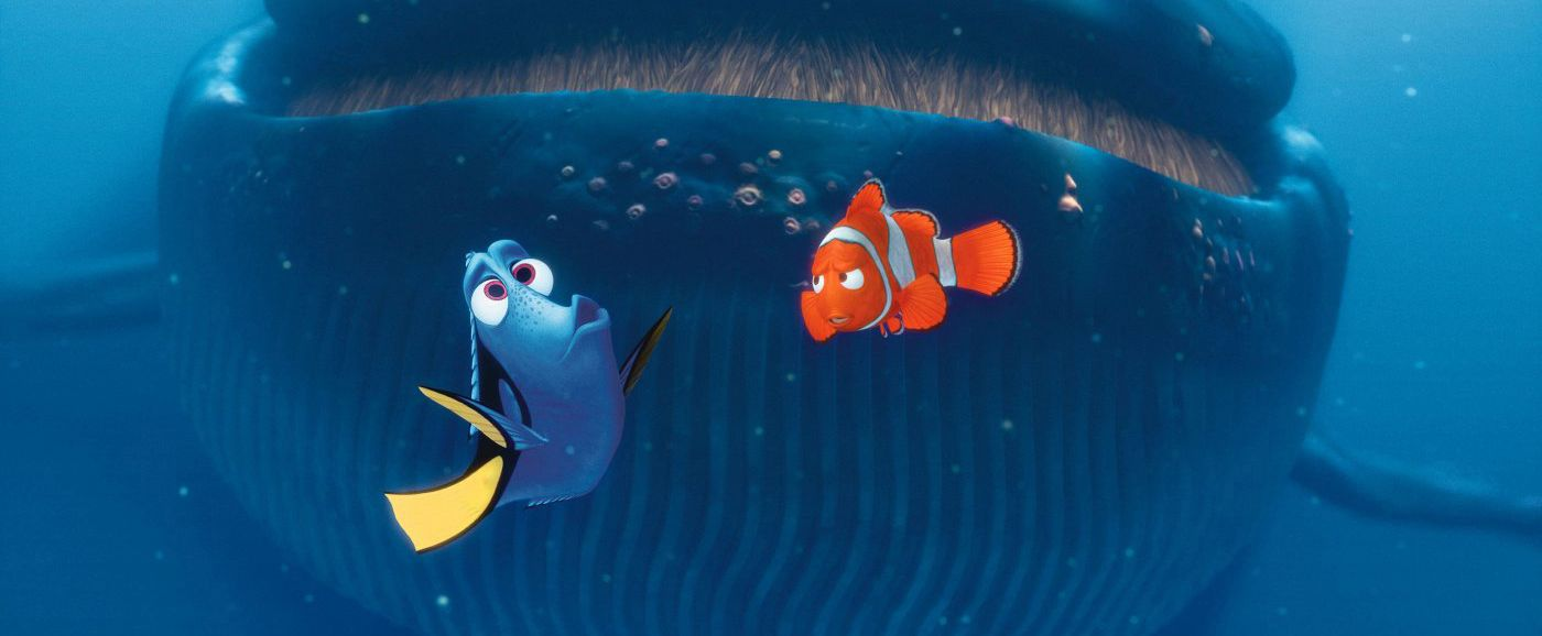 An image from Finding Nemo