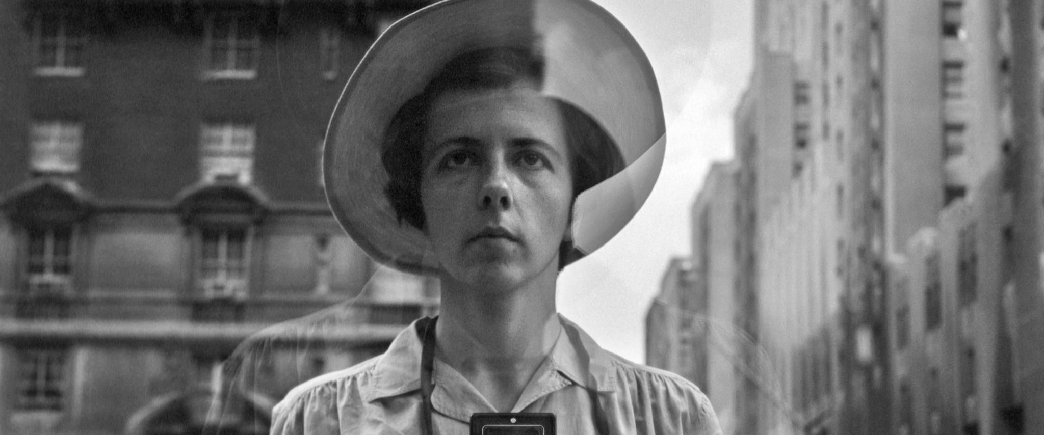 An image from Finding Vivian Maier