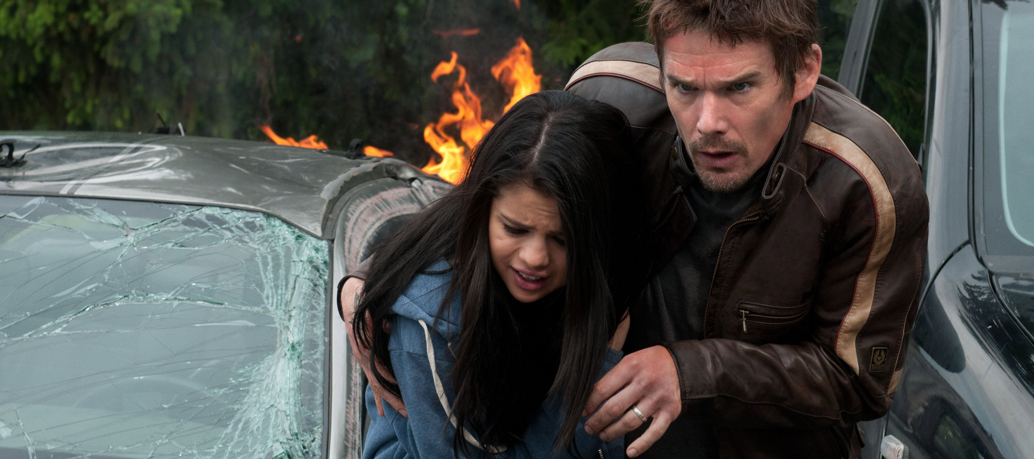 An image from Getaway