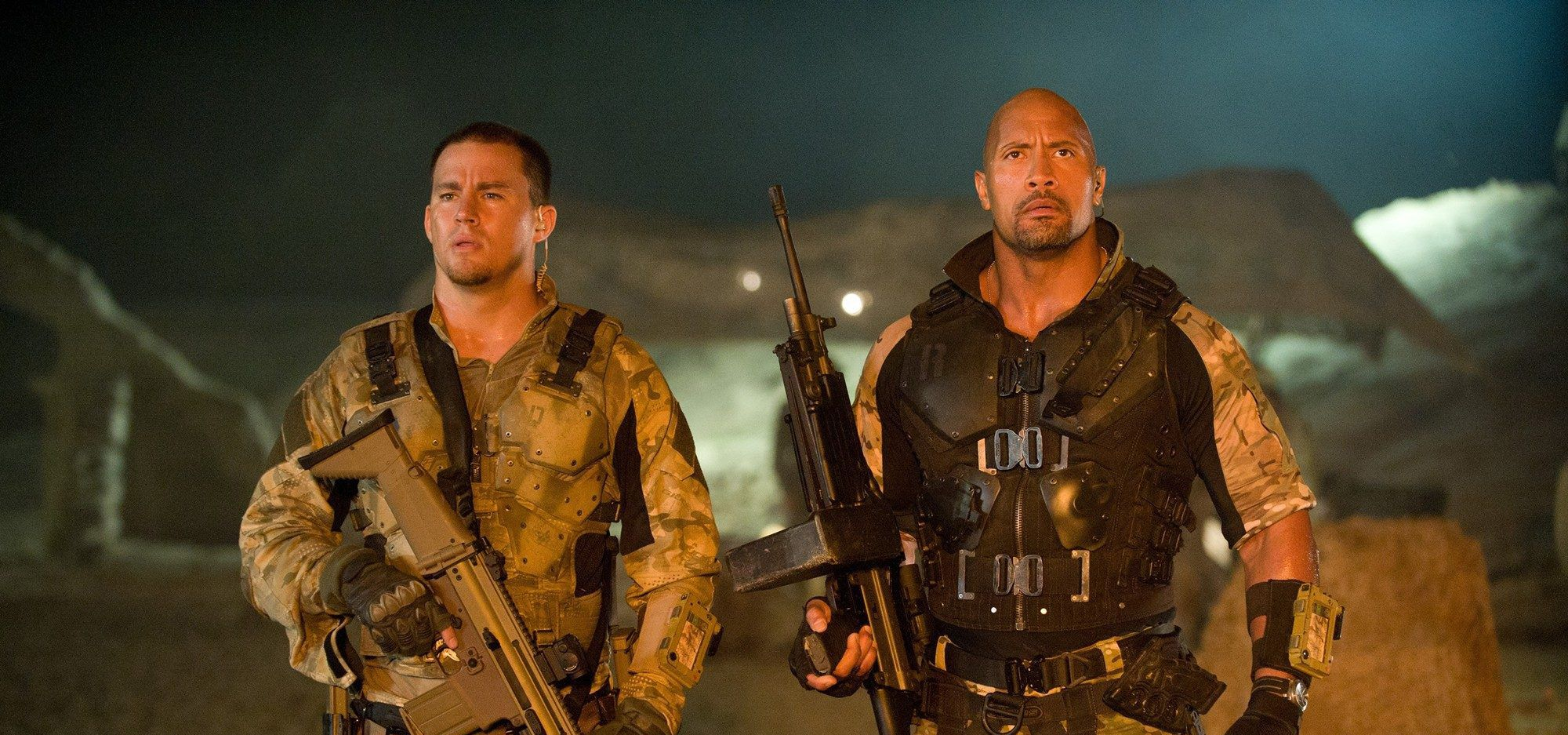 An image from G.I. Joe: Retaliation