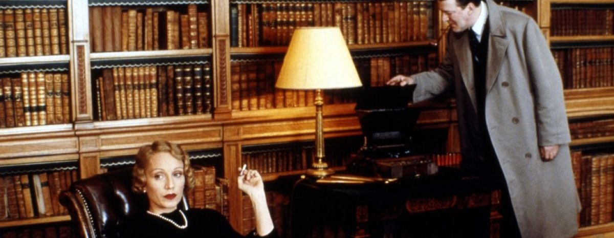An image from Gosford Park