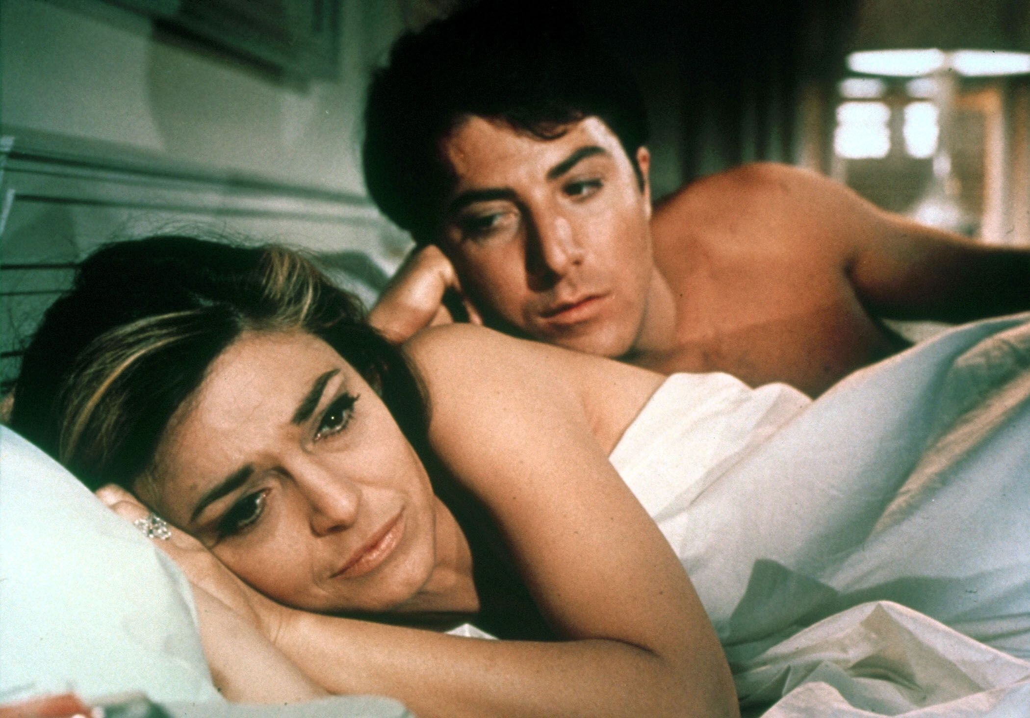 An image from The Graduate