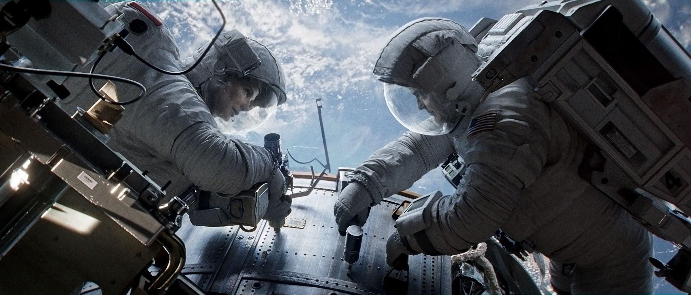 gravity | film review | slant magazine