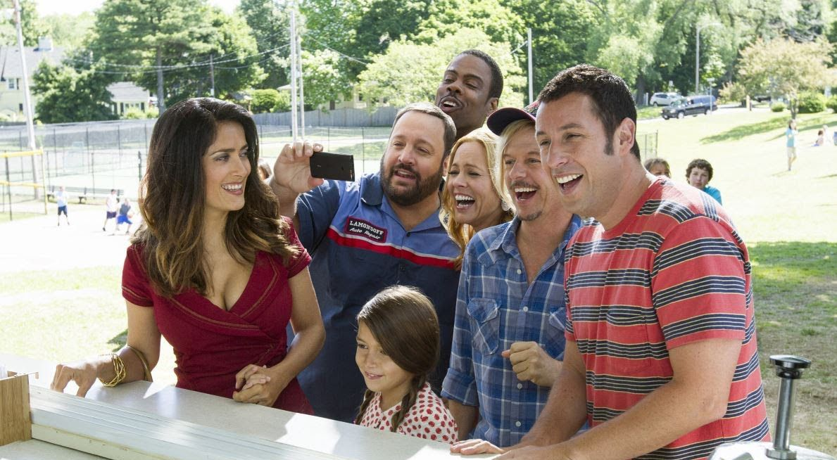 An image from Grown Ups 2