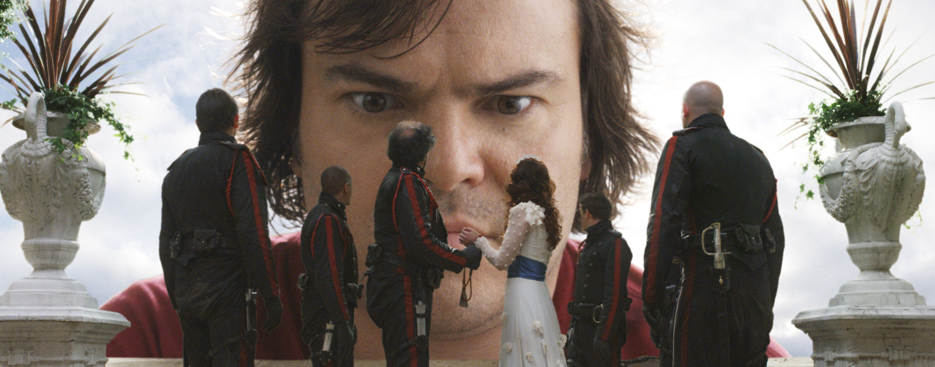 An image from Gulliver's Travels