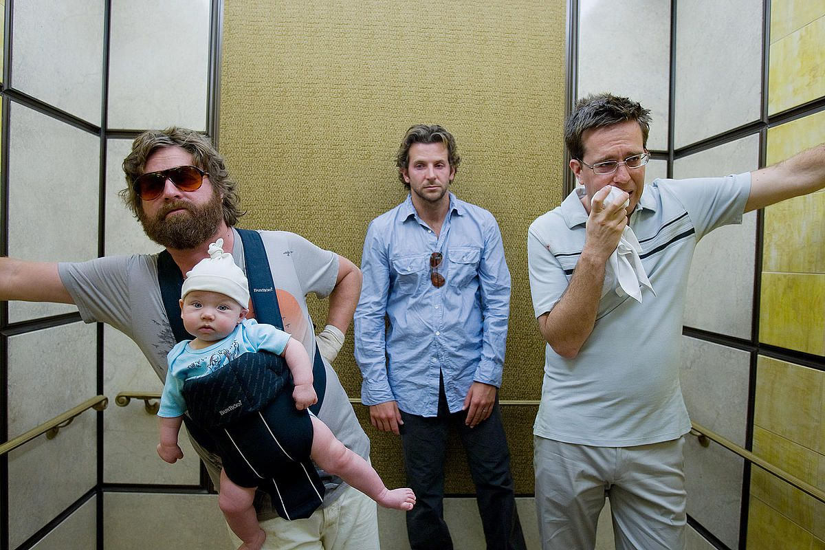 An image from The Hangover