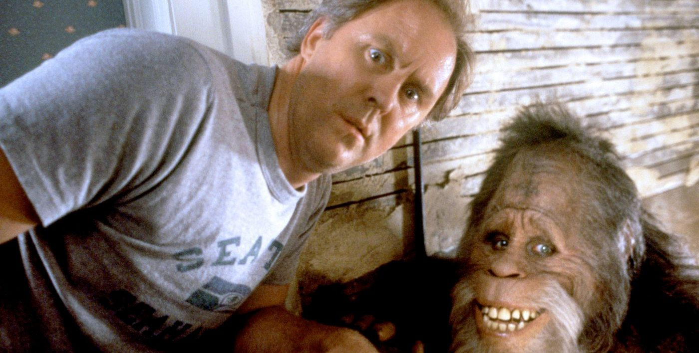 An image from Harry and the Hendersons