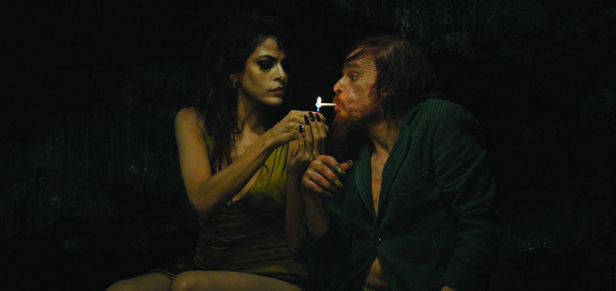 An image from Holy Motors