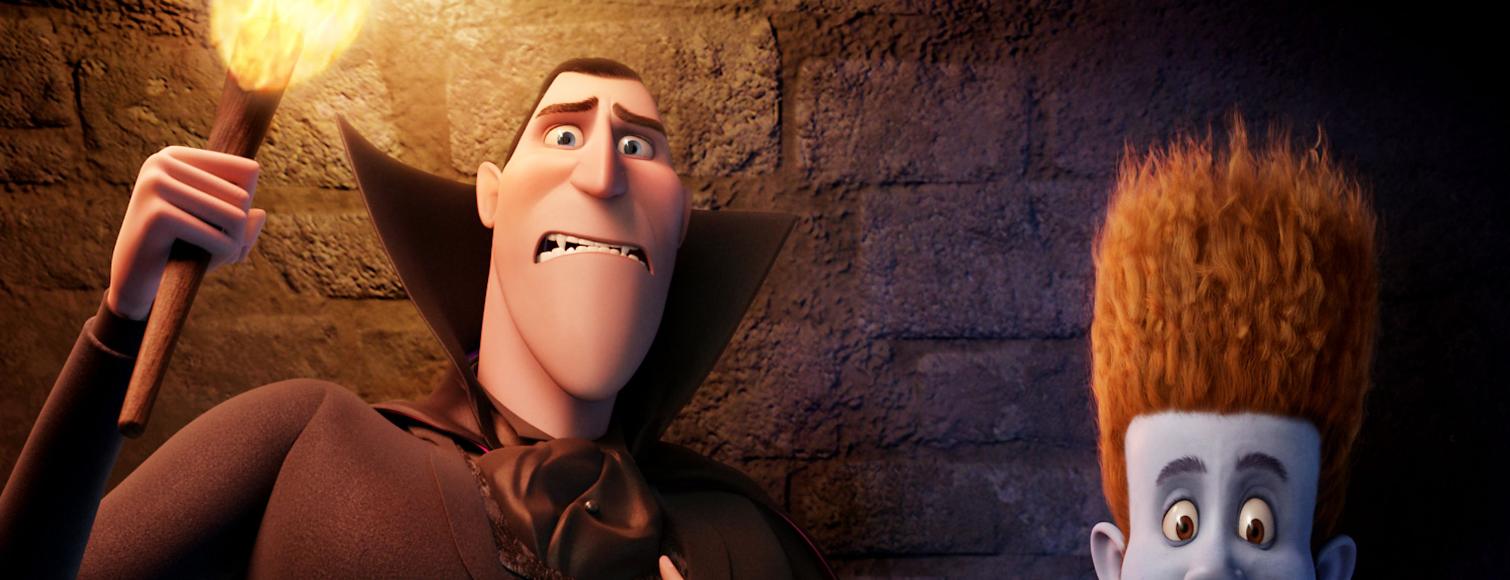 An image from Hotel Transylvania