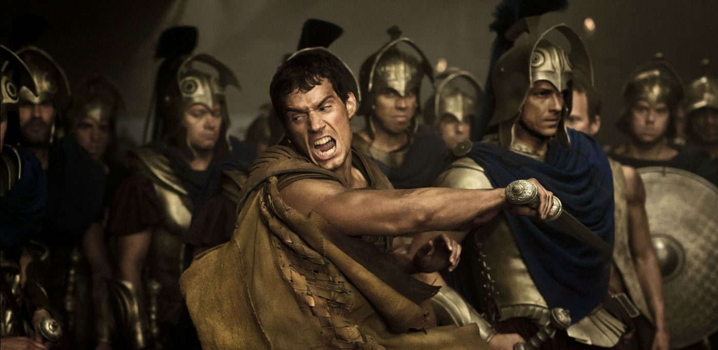 An image from Immortals