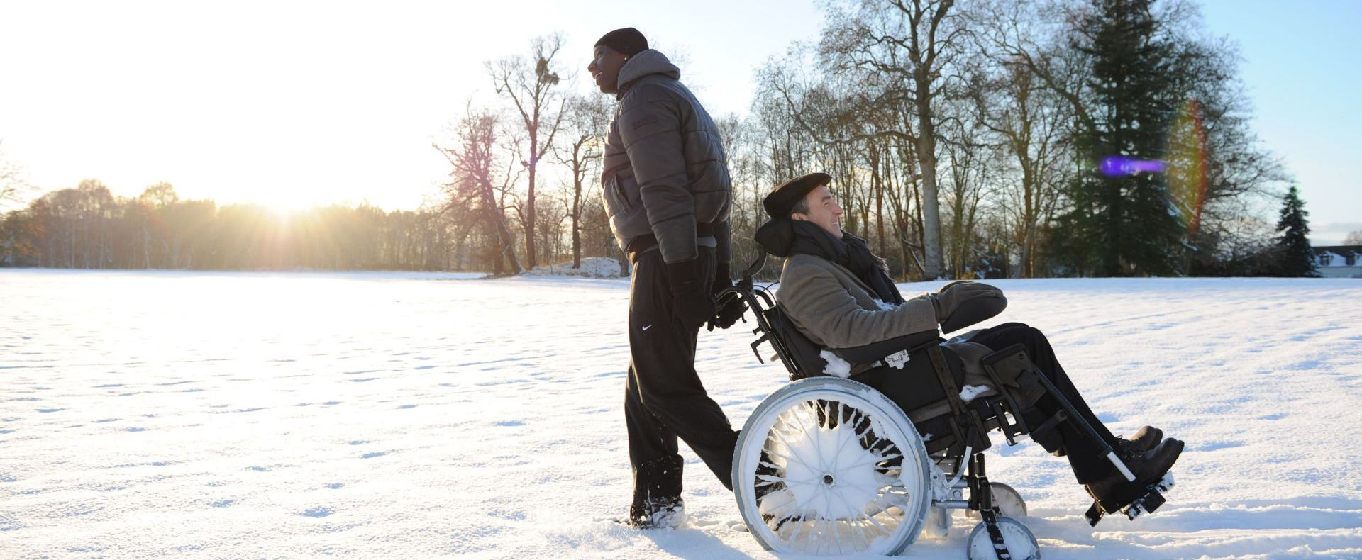 An image from The Intouchables