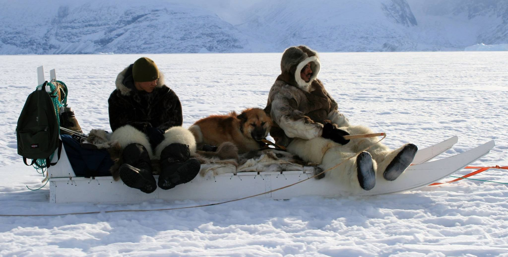 An image from Inuk