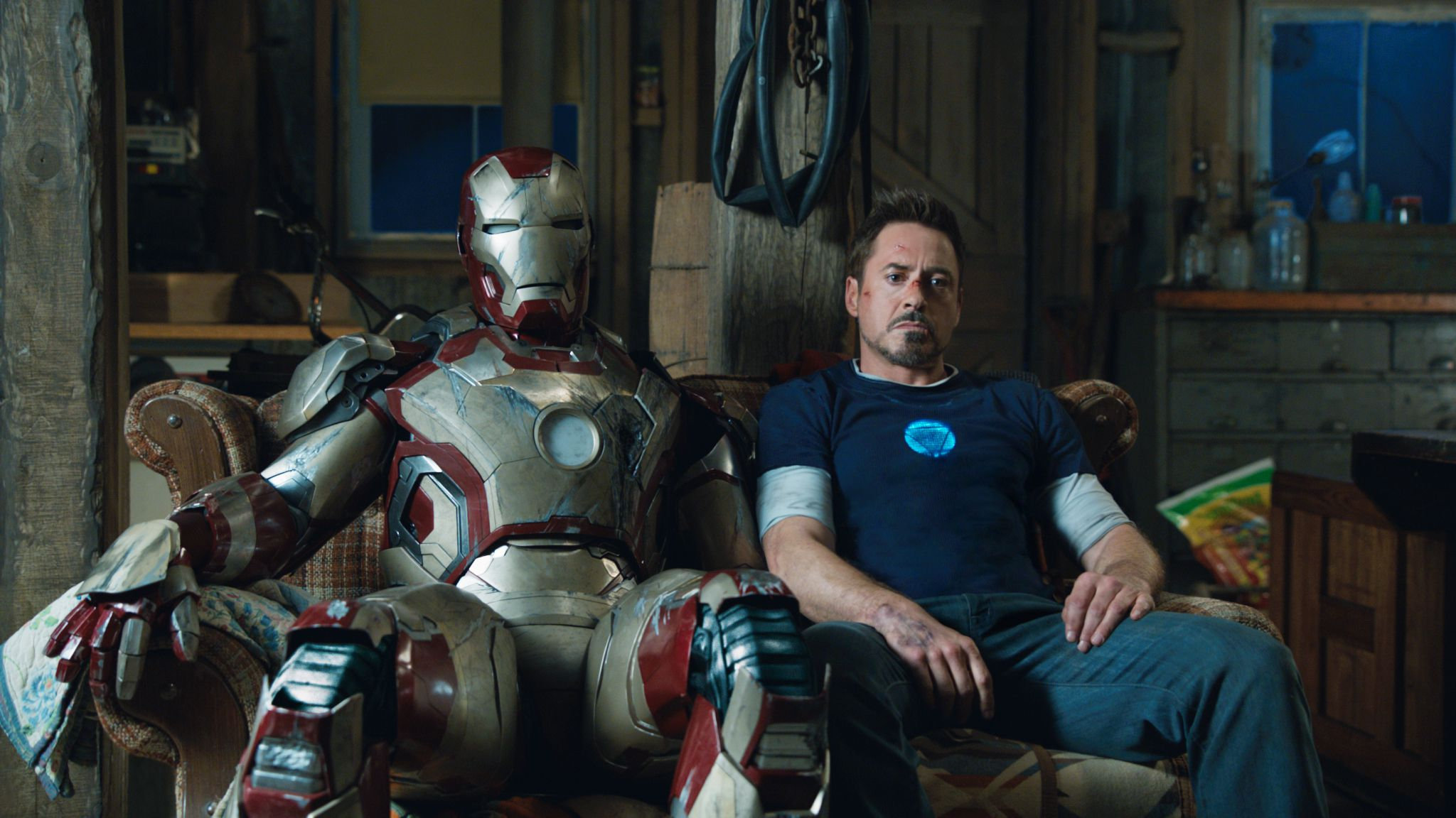 An image from Iron Man 3