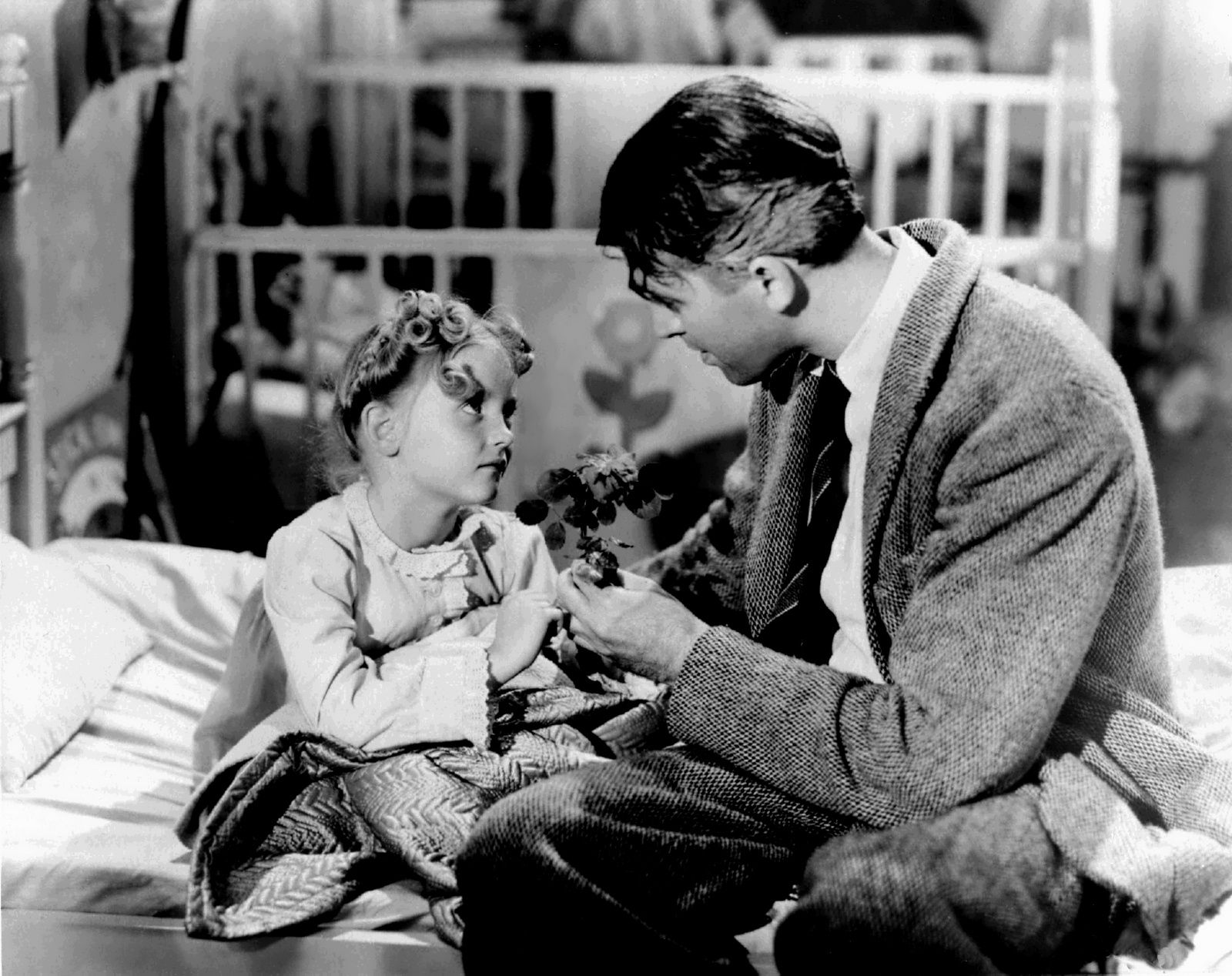 An image from It's a Wonderful Life