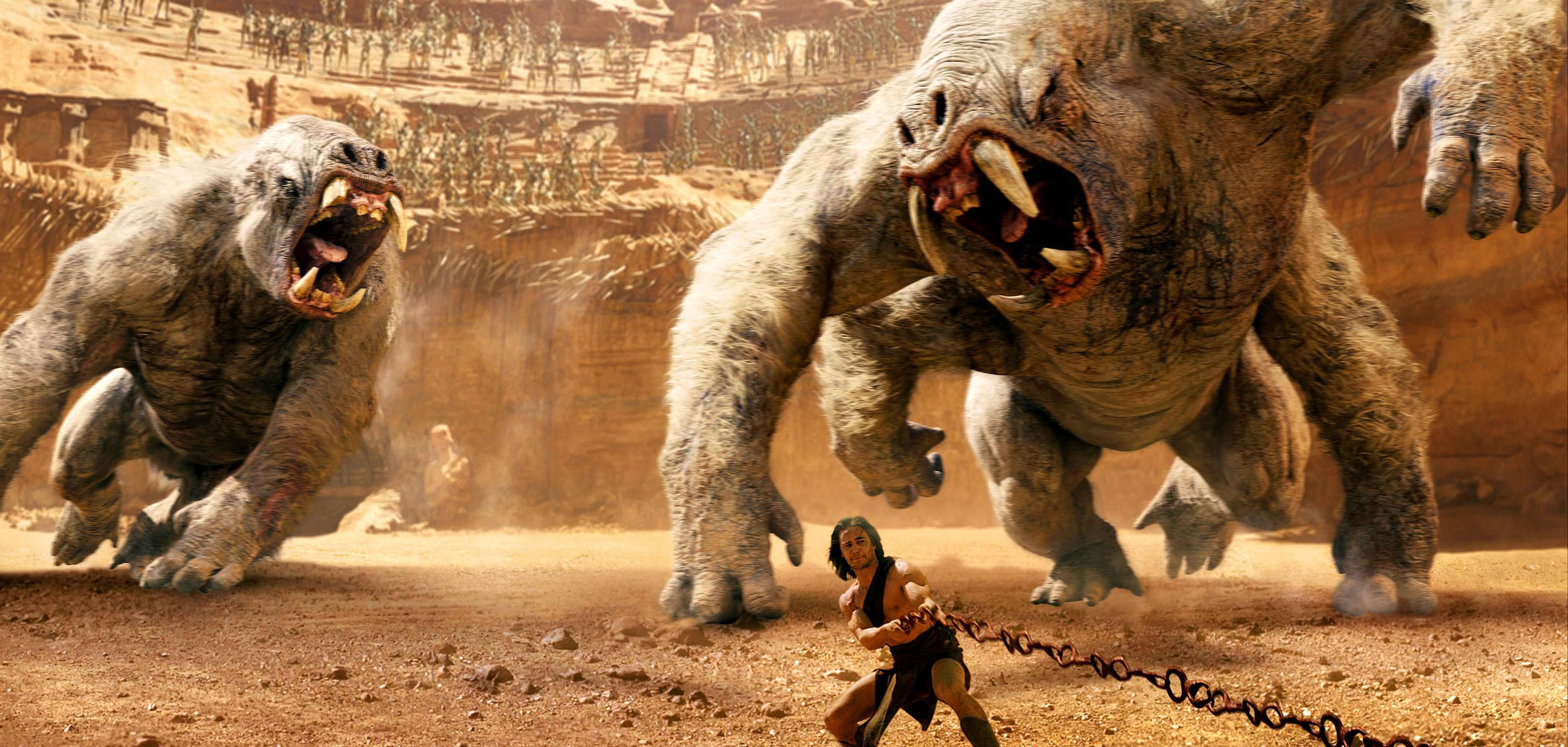 An image from John Carter