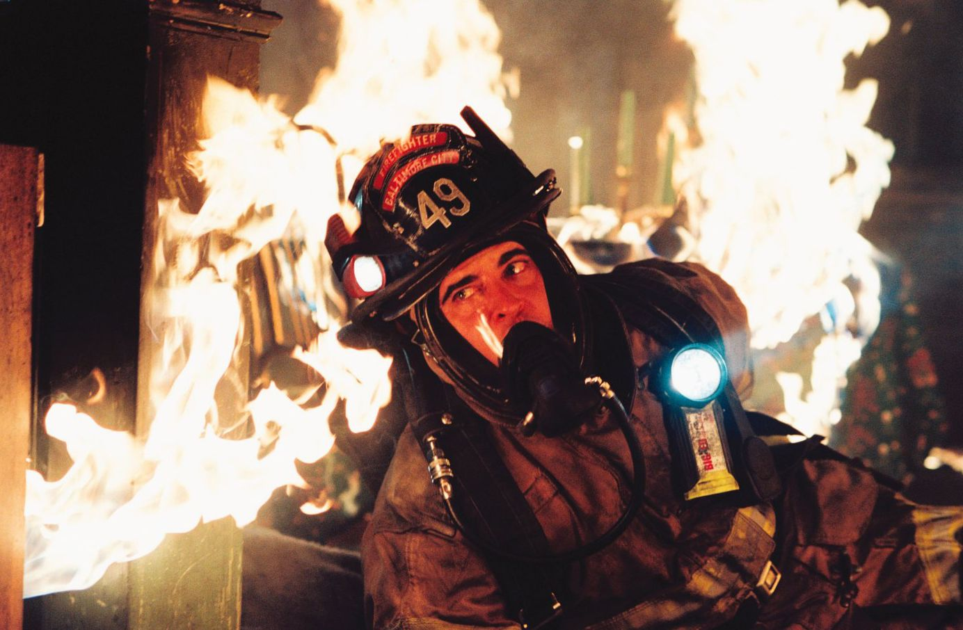 An image from Ladder 49