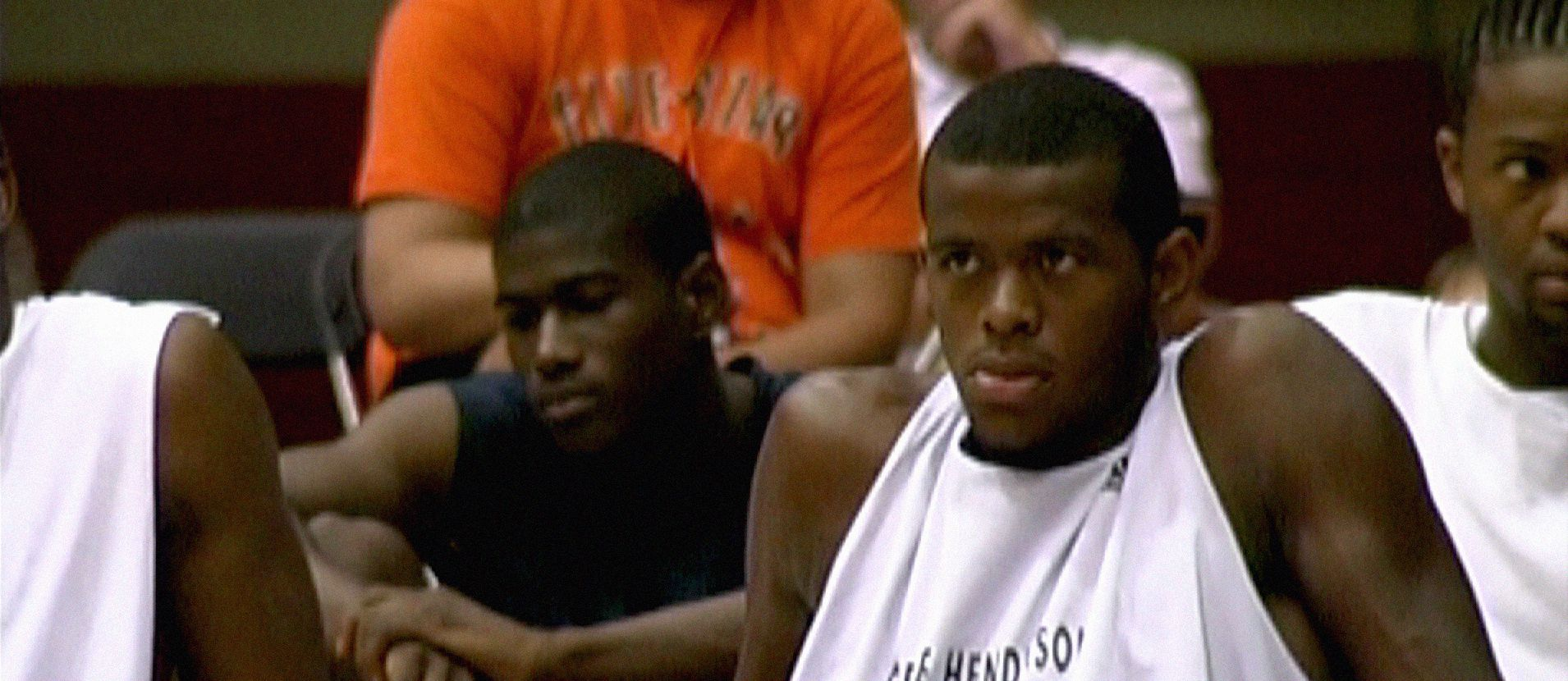 An image from Lenny Cooke