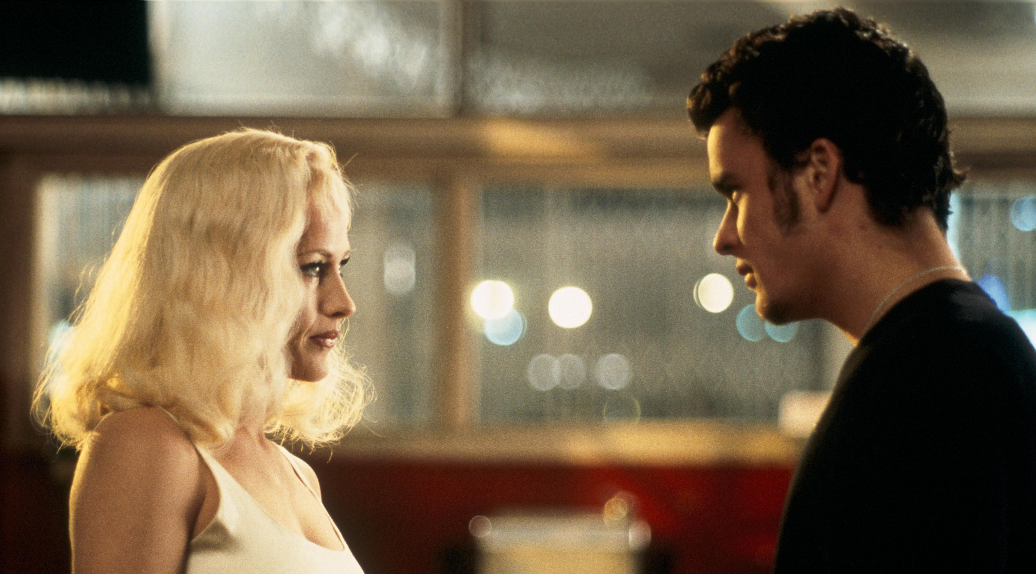 An image from Lost Highway