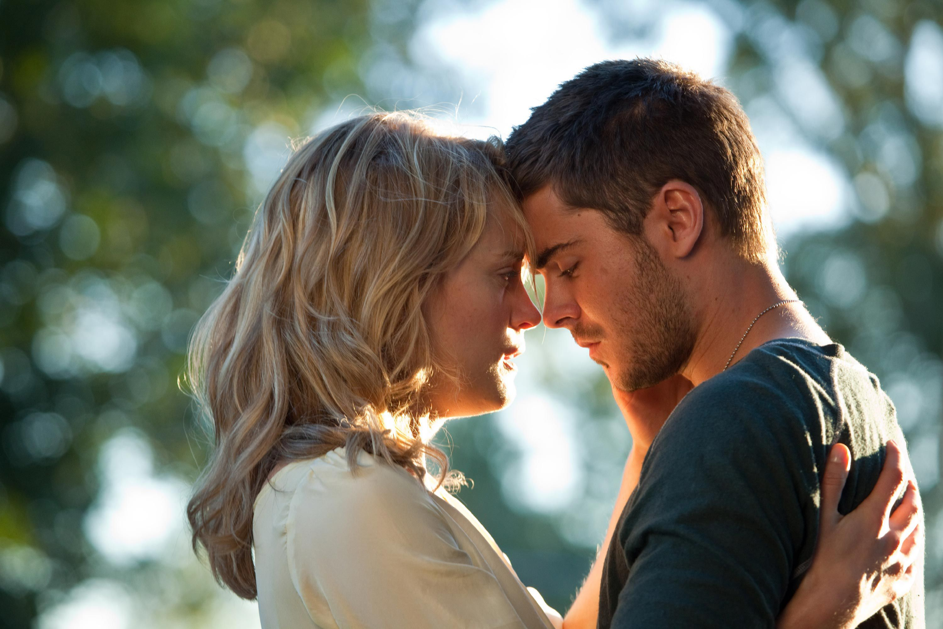 An image from The Lucky One