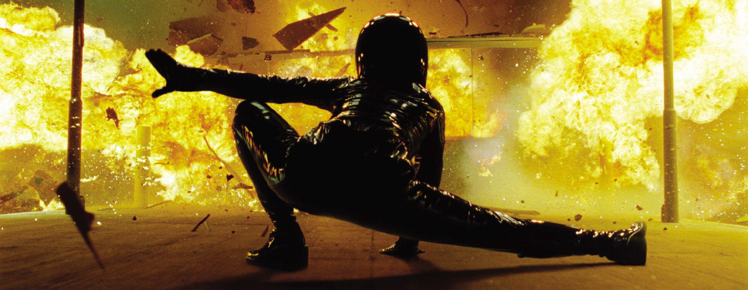 Matrix Reloaded I Film Review Slant Magazine