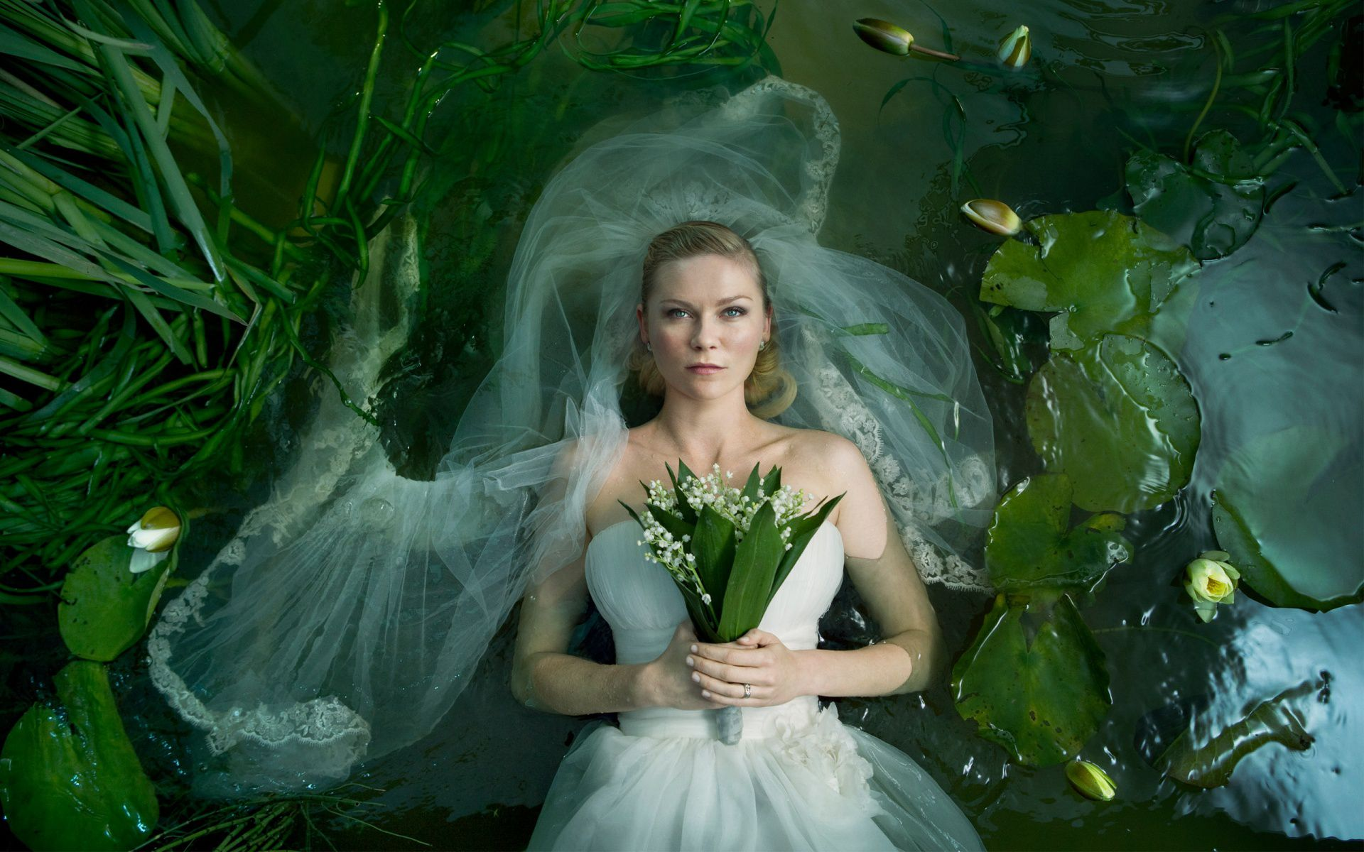 An image from Melancholia