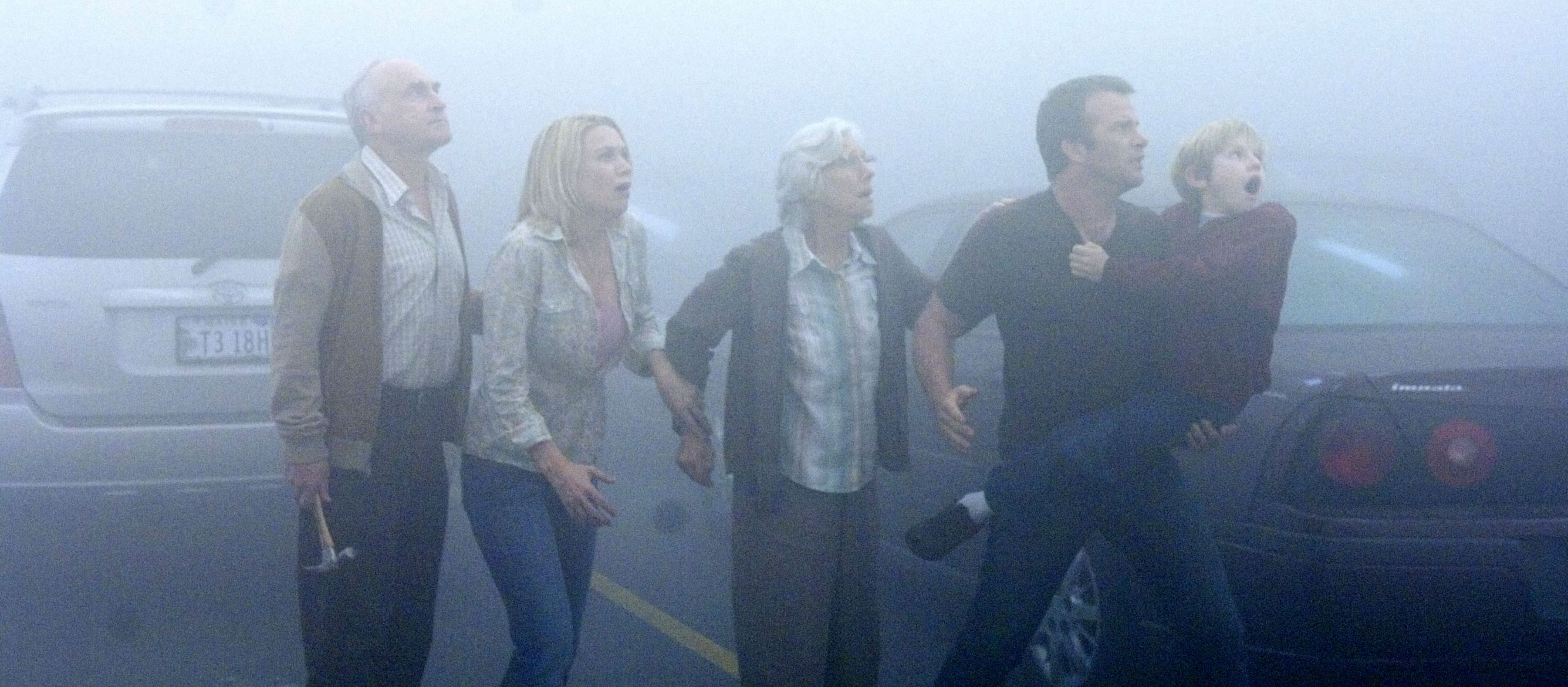 An image from The Mist