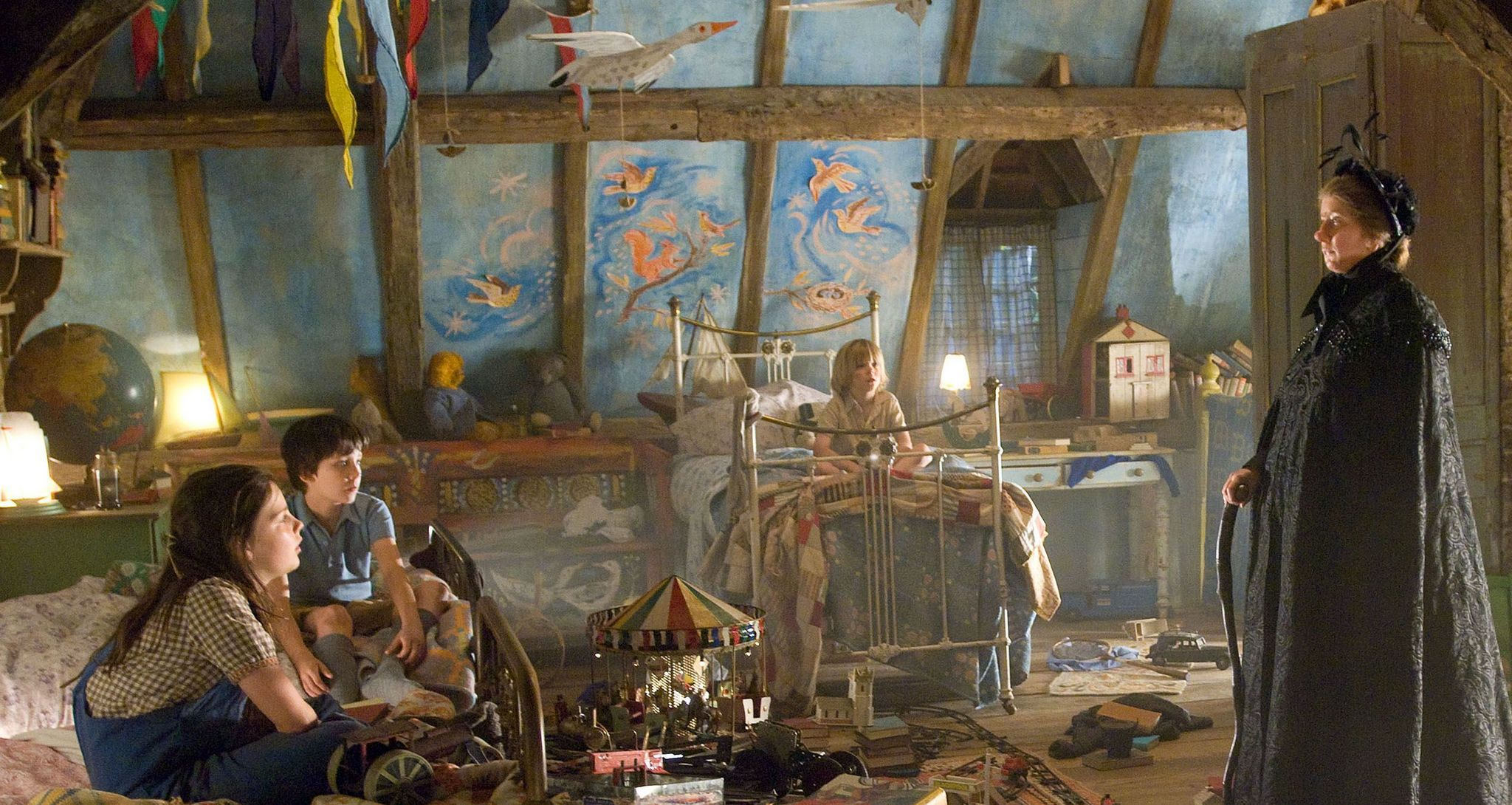 An image from Nanny McPhee Returns