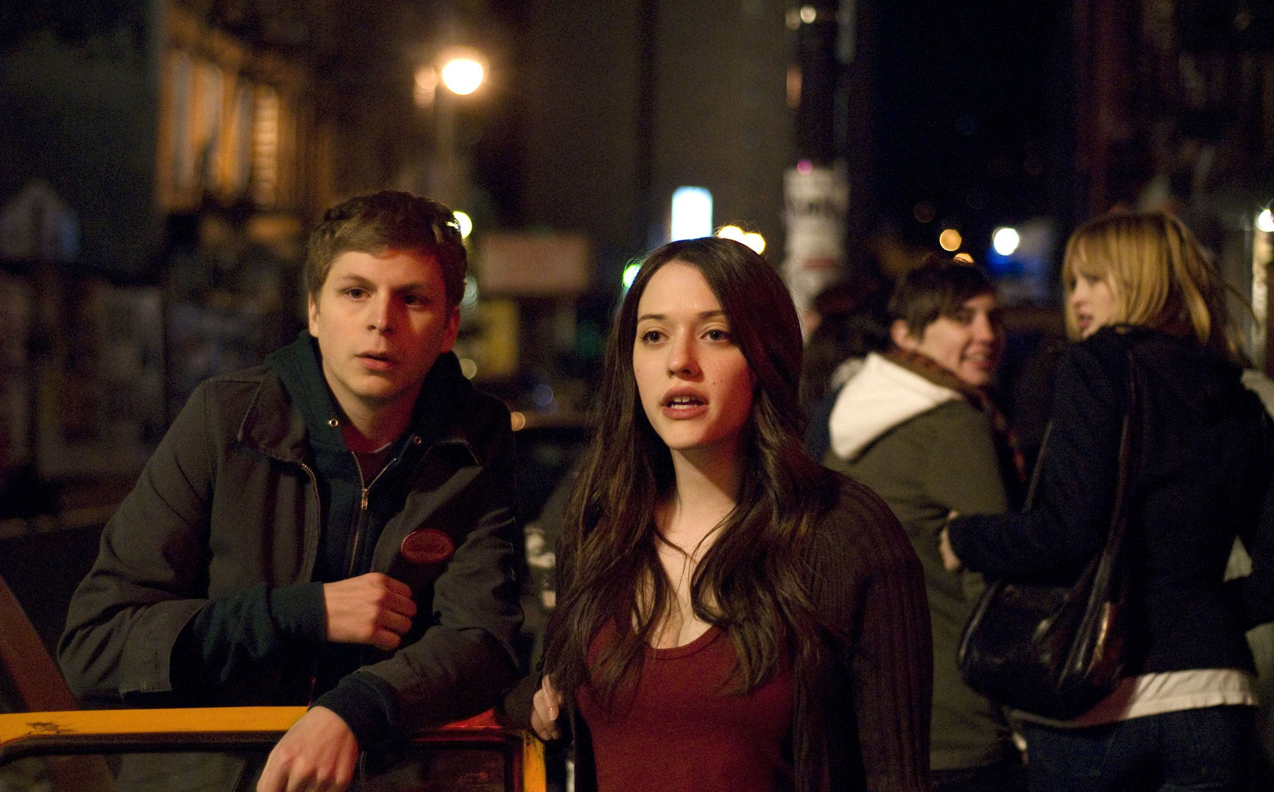 An image from Nick and Norah's Infinite Playlist