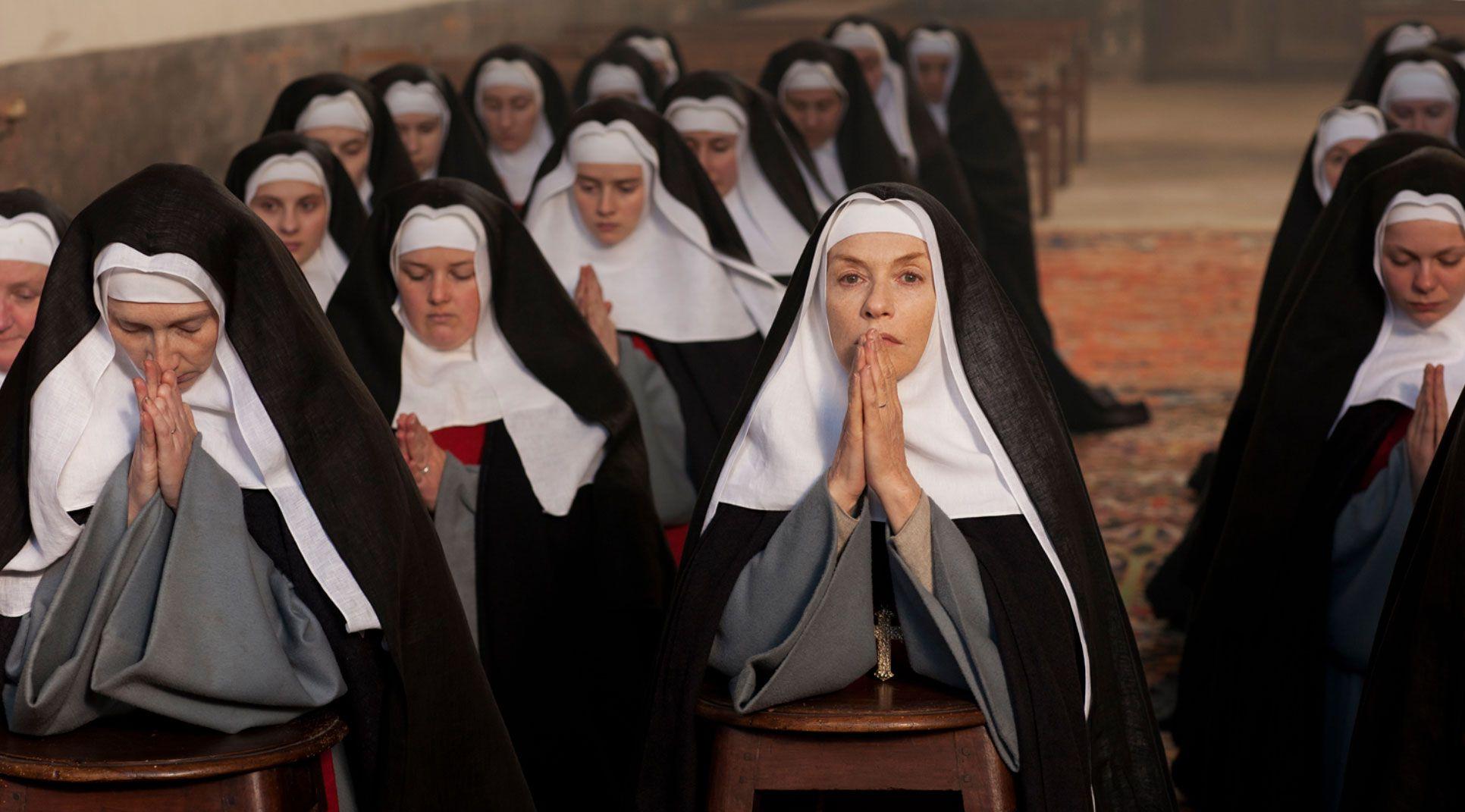 Смотреть порноролики монашки