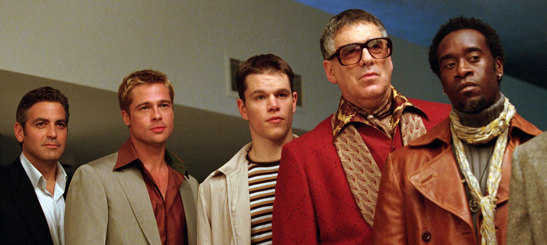 An image from Ocean's Eleven
