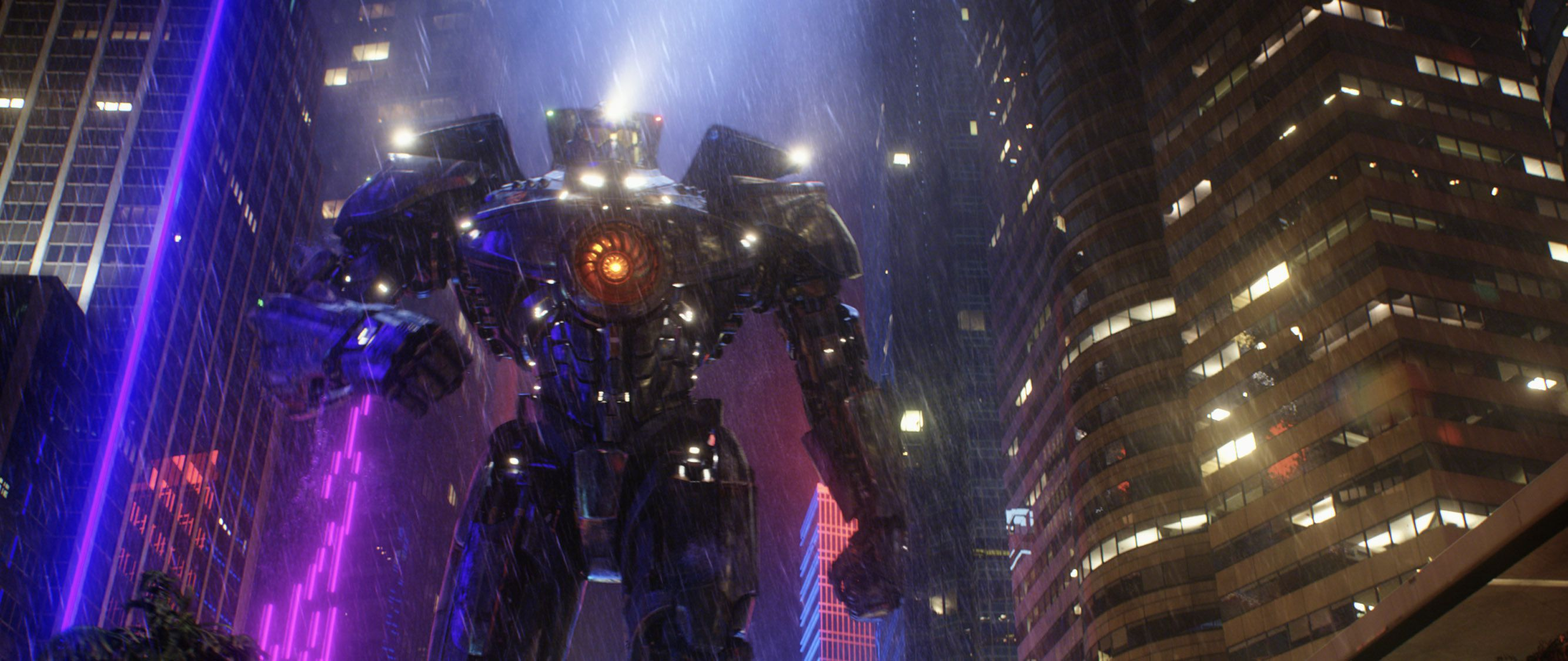 An image from Pacific Rim