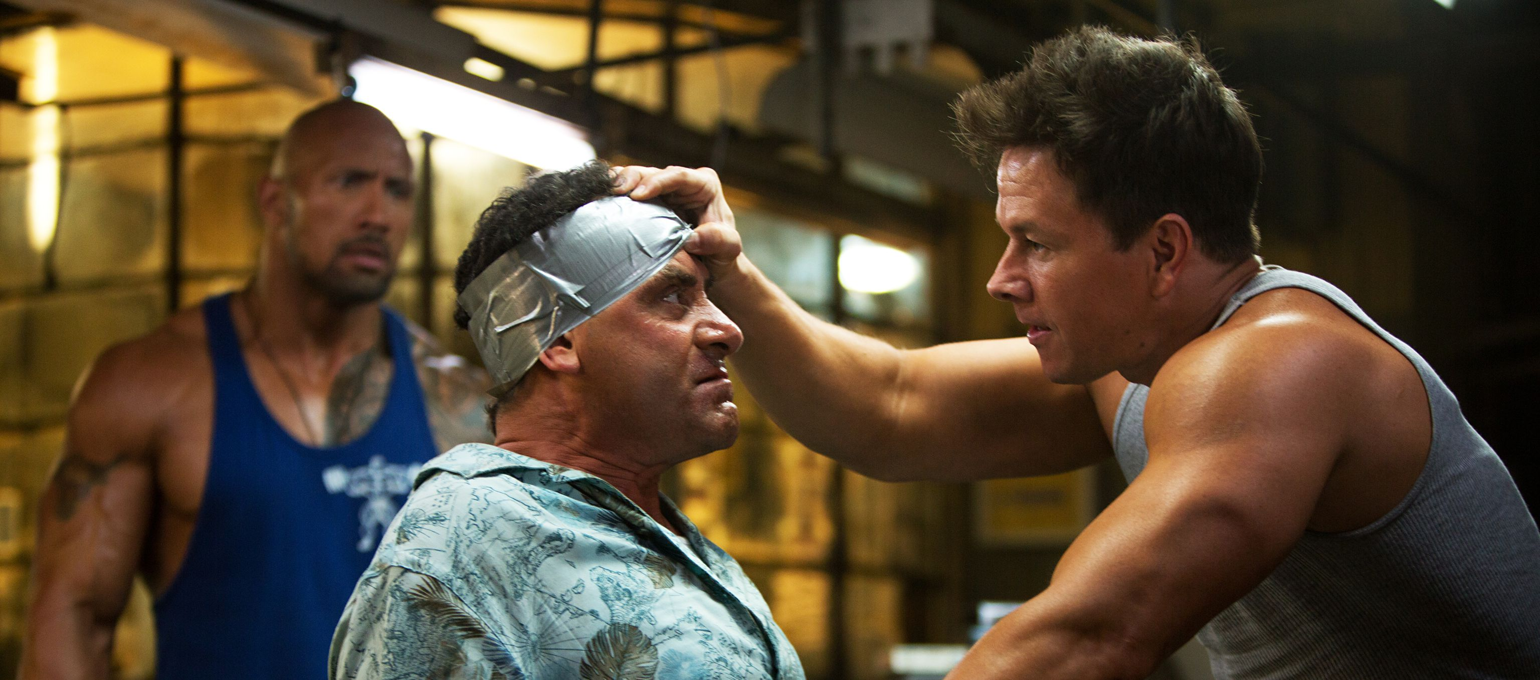 An image from Pain & Gain